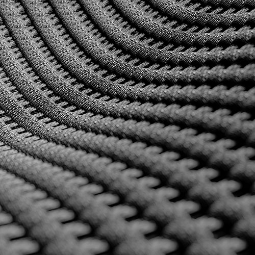 Close Up of Rope Fabric