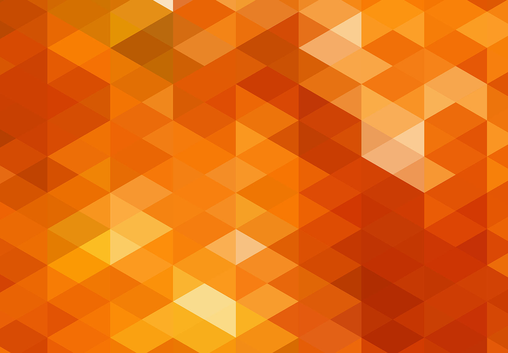 Orange Shapes