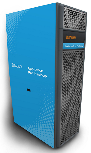 The Teradata Appliance for Hadoop 5