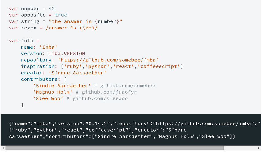 New JavaScript-based Web Language Challenges React -- ADTmag