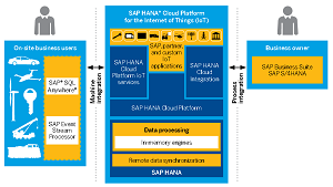 Overview of the SAP HANA Cloud Platform for the IoT