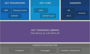 Xamarin Support for .NET Standard Libraries