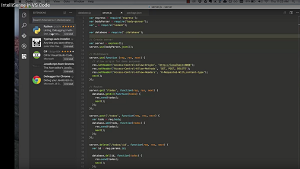 Checking Out Extensions in the IntelliSense Video
