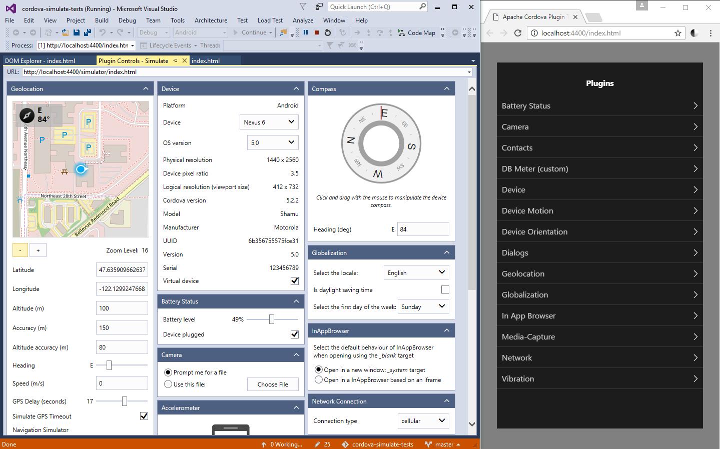 Visual Studio Cordova Tools Get Faster Builds, Debugging -- ADTmag