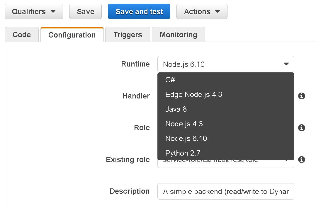 AWS Lambda Nods to Node js Devs with Version Upgrade -- ADTmag