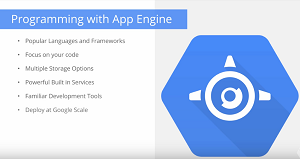 App Engine Snapshot