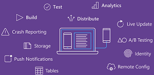 Visual Studio Mobile Center Services
