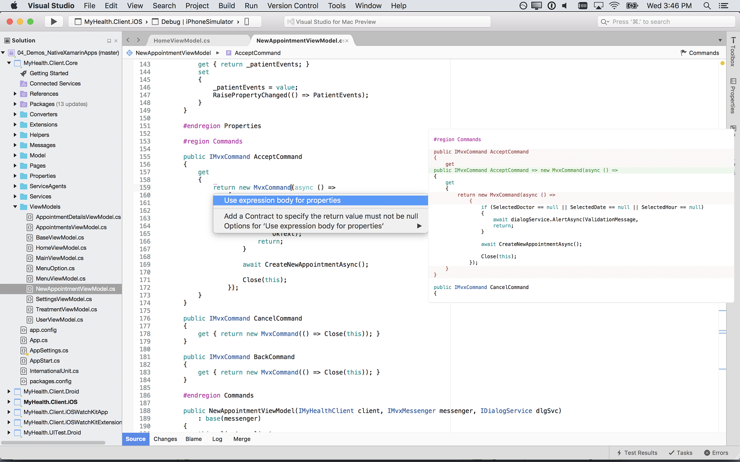 Is 'Visual Studio for Mac' Really Visual Studio? -- ADTmag
