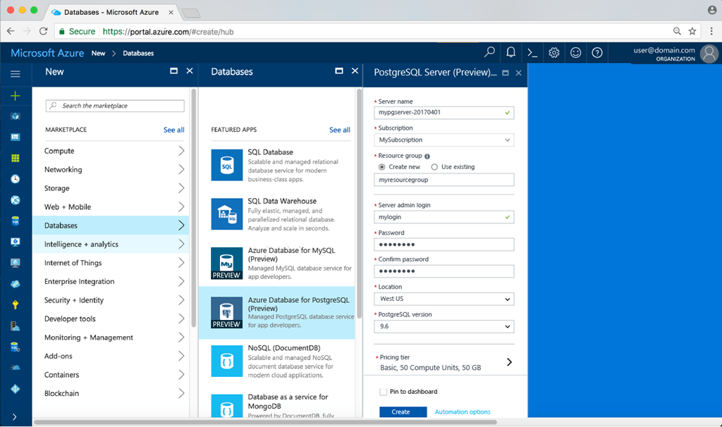 Microsoft's New Azure Database Offerings Challenge (and Maybe