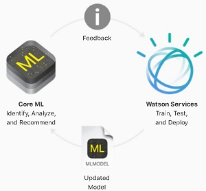 IBM Watson Services for Core ML