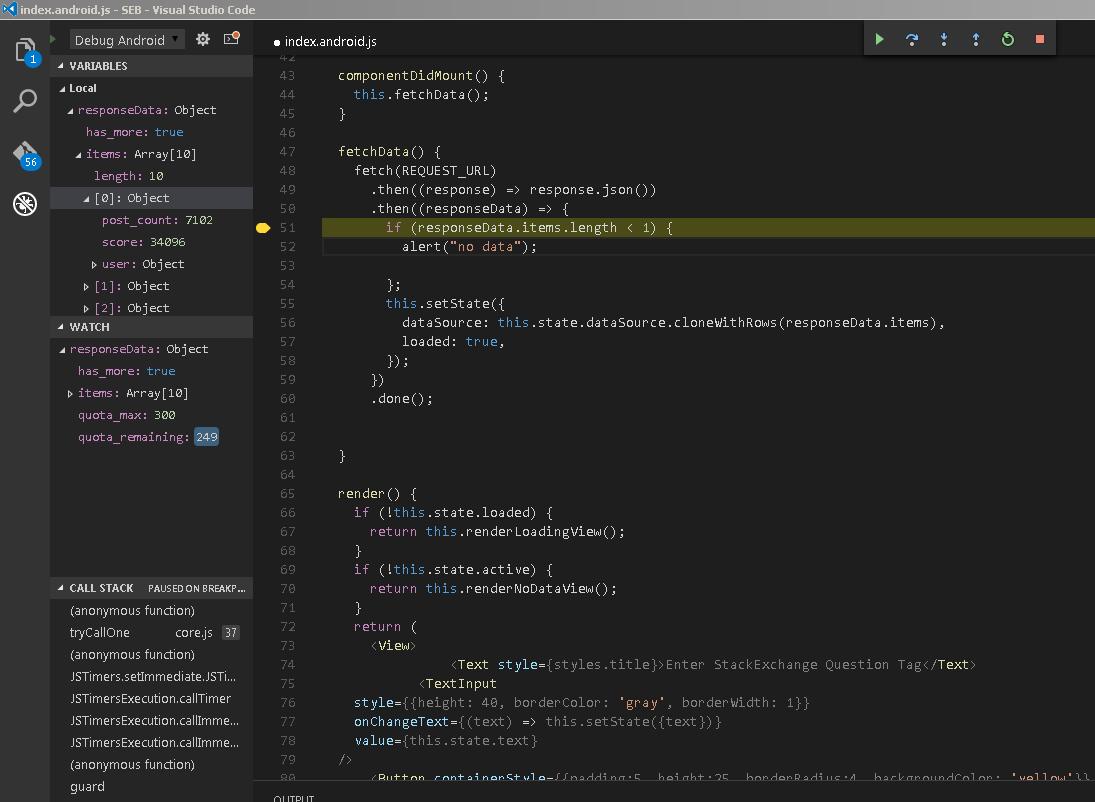 Easier React Native (Android) Debugging -- ADTmag